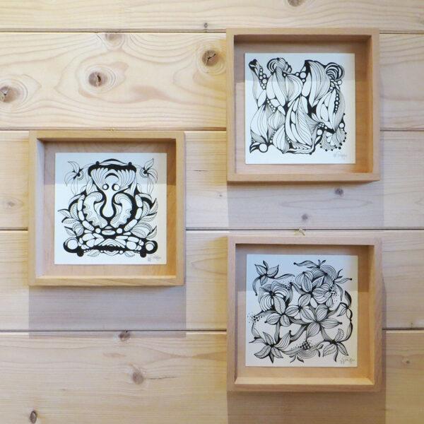 RA-AM ARTS Handzeichnungen