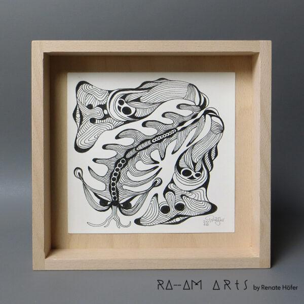 RA-AM ARTS Handzeichnung