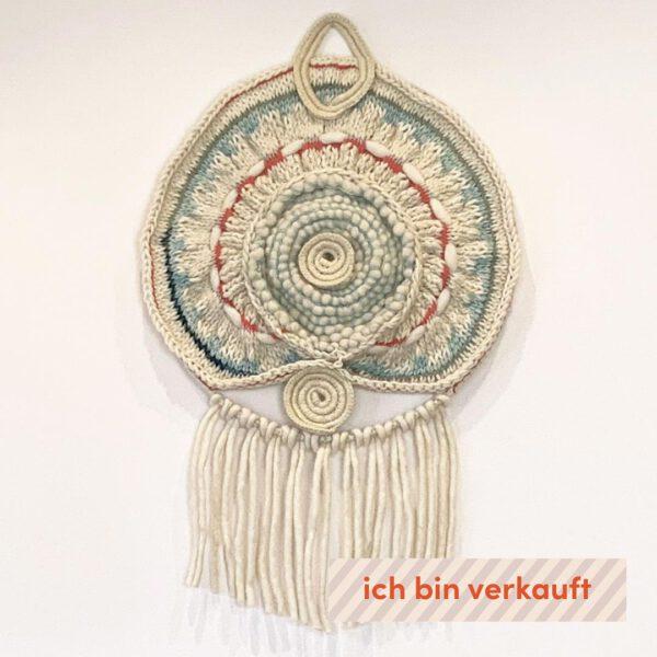 RA-AM ARTS kunstvoller Wandbehang Model Jellyfish