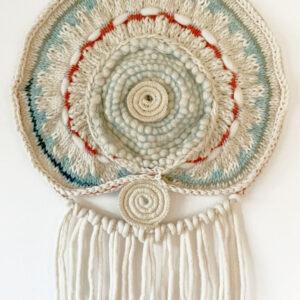 Wandbehang | Jellyfish | Unikat