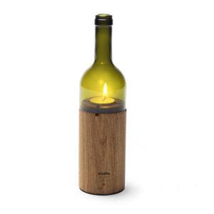 Geschenkverpackung und Windlicht | Flaschenpost