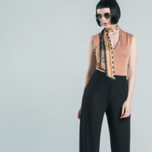 Seidenschal | CHARMING WAISTTIE | Motiv Fly High