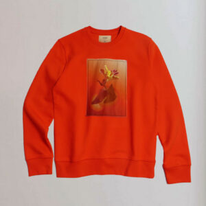 Sweatshirt Comfy | col. tangerine