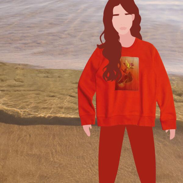 Fair produziertes RA-AM ARTS Sweatshirt