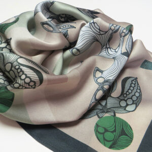 Seidenfoulard | TREE OF LIFE