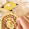 RA-AM ARTS Wanbehang in Handarbeit gerfertigt