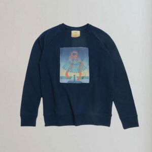 Sweatshirt Sporty | col. french navy